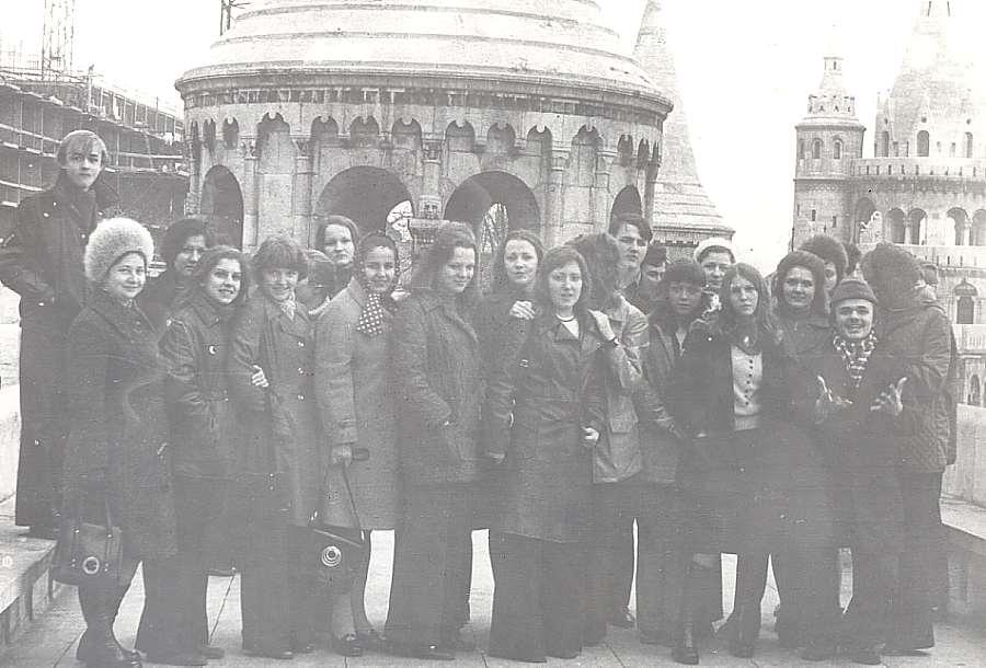 1975 год на экскурсии