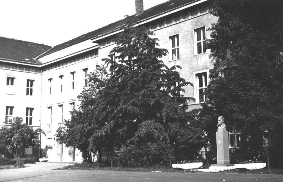 1975 год Будапешт ЮГВ школа 50