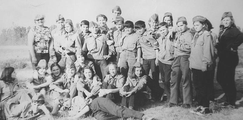 зарница 1975 год