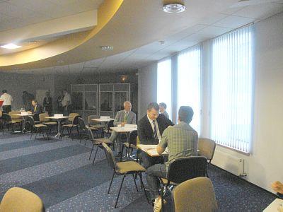 Riga Food 2009 Meeting Point