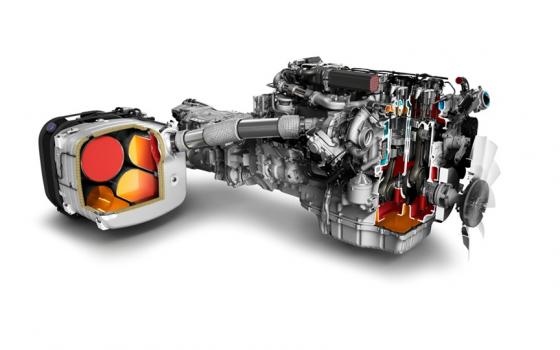 Động cơ KTM RC 125