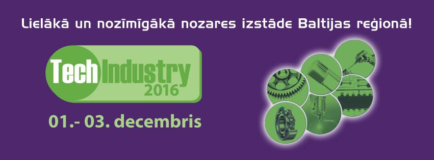 Tech Industry 2016